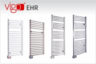 Kupaonski radiatorji Vigo EHR