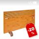 Samostoječi električni radiator - Vigo EPK les