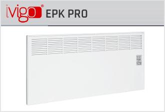 VIGO EPK PRO - prenosive električne grijalice