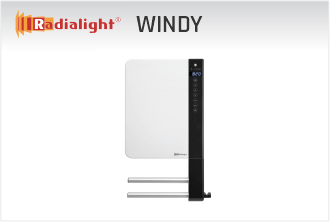 RADIALIGHT WINDY