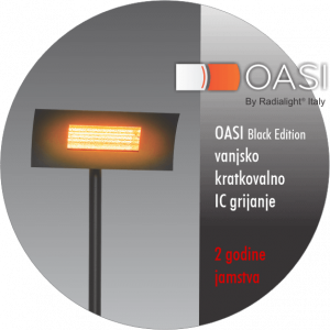 Krog Radialigt OASI Black Edition 2000